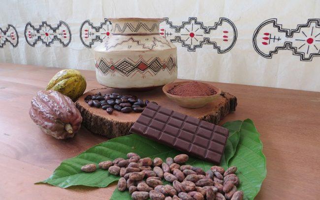 Nina Chocolate - Pottery in Chazuta